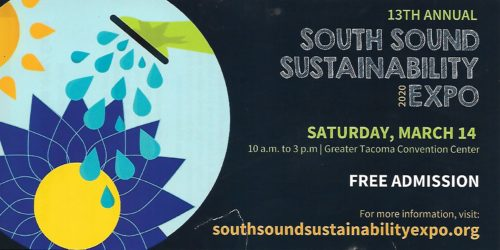 Sustainability Expo Flyer