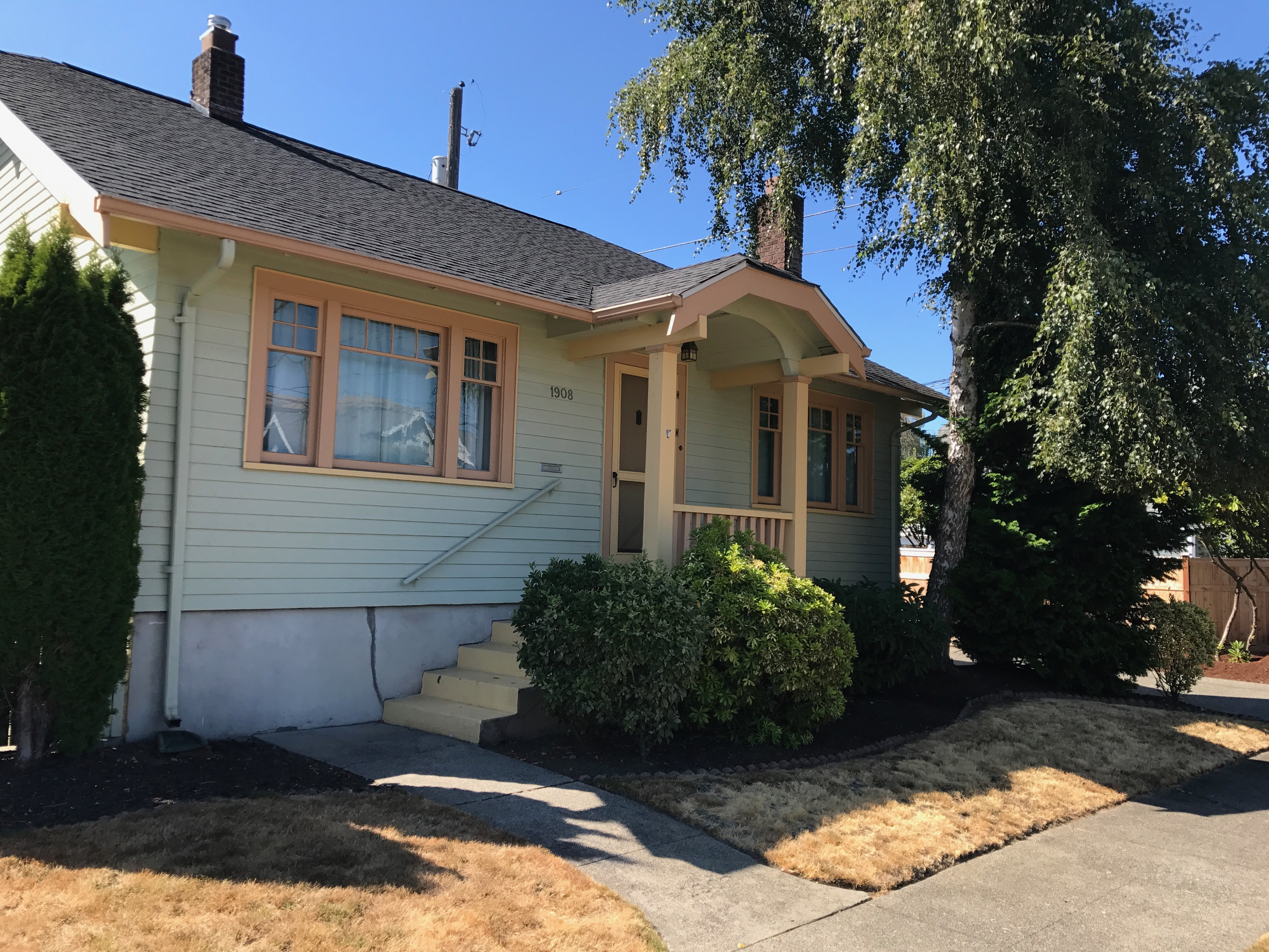 North Tacoma Area Single Family 1908 N Alder St WA 98406